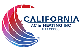 California AC and Heating Inc. Logo